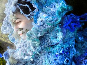 Колдовское вязание фриформ от Mandy Greer. Ярмарка Мастеров - ручная работа, handmade.
