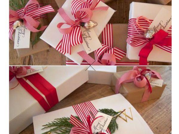 Новогодняя упаковка в подарок!   Ярмарка Мастеров - ручная работа, handmade