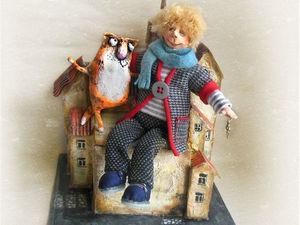 """Я победила в конкурсе """"Кукла года"""" !. Ярмарка Мастеров - ручная работа, handmade."""