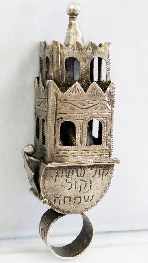 еврейское кольцо