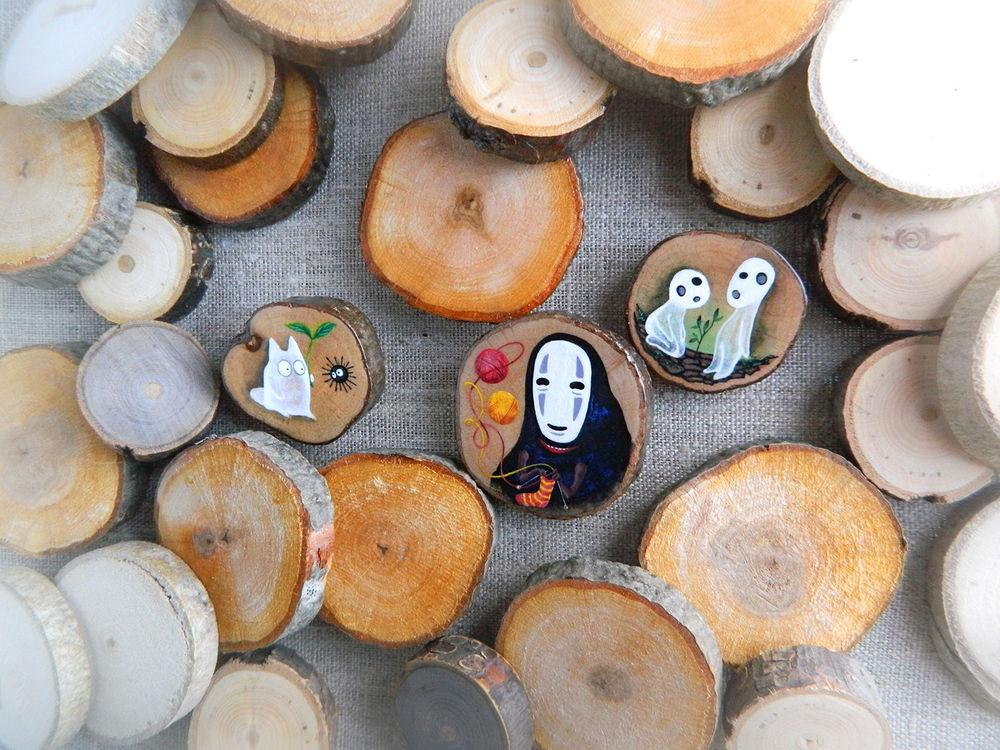 персонажи мультфильмов, лес
