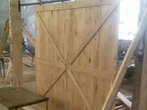 Амбарные двери лофт. Производство и установка. | Ярмарка Мастеров - ручная работа, handmade