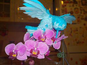 Делаем птицу счастья. Часть первая. Ярмарка Мастеров - ручная работа, handmade.