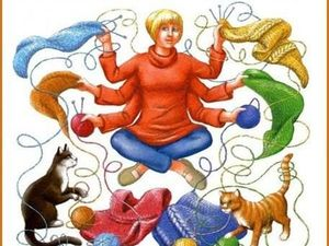 Вязание - это не только хобби. Ярмарка Мастеров - ручная работа, handmade.