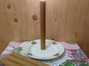Супер скидка на свечи из тёмного воска !!! | Ярмарка Мастеров - ручная работа, handmade