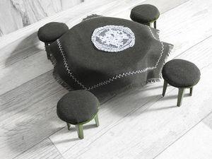 Интерактивная игра «Дочки-матери». Мебель. Часть 3. Ярмарка Мастеров - ручная работа, handmade.