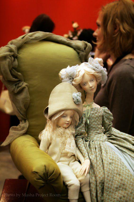 искусство куклы 2013