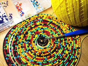 Рождение нового колье. Ярмарка Мастеров - ручная работа, handmade.