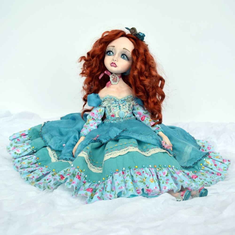 кукла, кукла в подарок, 2017 год