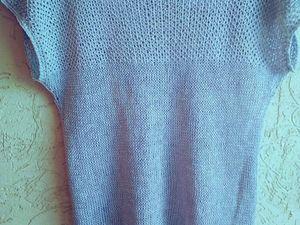 Аукцион на Топ из Прибалтийского Льна!старт 1700!. Ярмарка Мастеров - ручная работа, handmade.