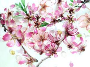 Ювелирные ветви в цвету. Ярмарка Мастеров - ручная работа, handmade.