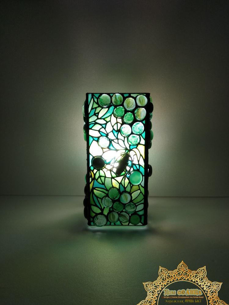 купить витражную лампу