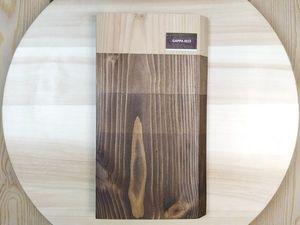 Видеокаталог цветных масел для дерева GAPPA 0035 (венге). Ярмарка Мастеров - ручная работа, handmade.