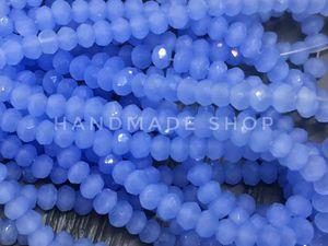 Рондели-бусины,стеклянные,2мм | Ярмарка Мастеров - ручная работа, handmade