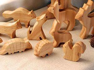 деревянные игрушки. Ярмарка Мастеров - ручная работа, handmade.