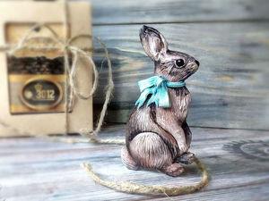 Ура, Мой кролик на Главной!. Ярмарка Мастеров - ручная работа, handmade.