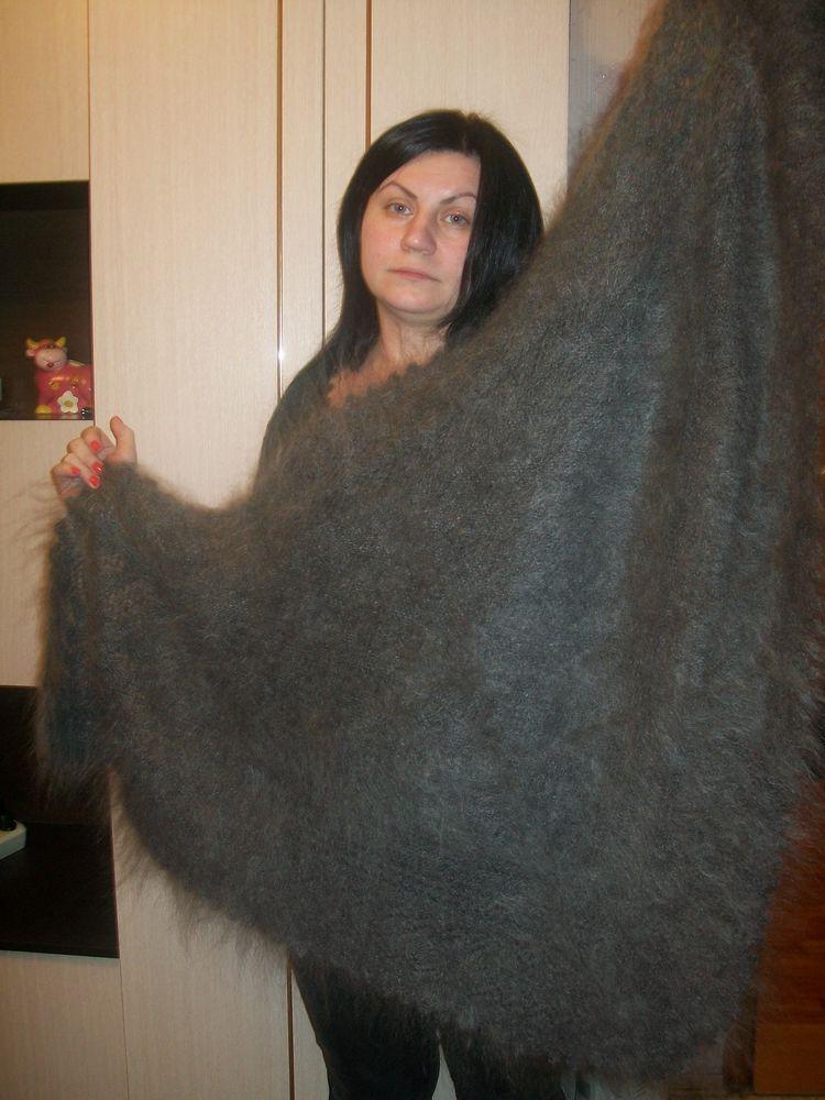 пуховый платок, купить со скидкой