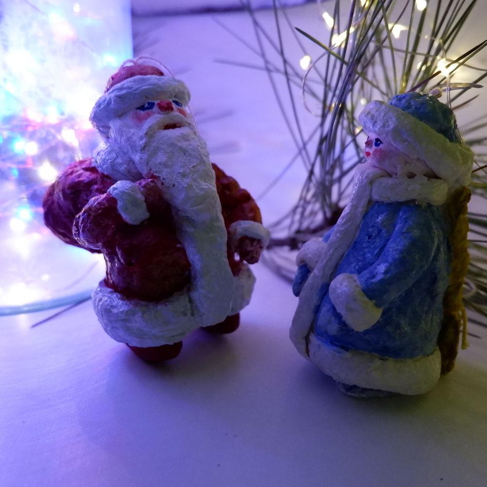 снегурочка, ватная игрушка, праздник