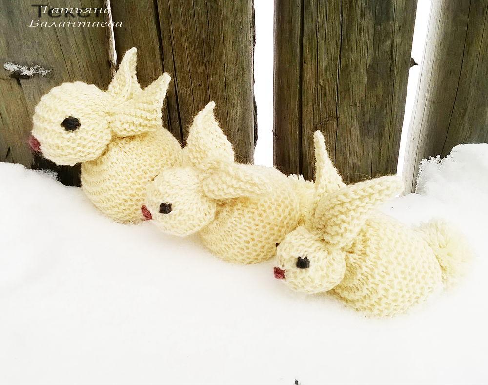заяц-кролик, пасхальные украшения
