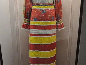 История моды или что носили русские женщины до 20 века часть 2. Ярмарка Мастеров - ручная работа, handmade.