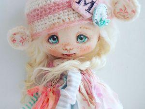 готовлю фото новой куколки   Ярмарка Мастеров - ручная работа, handmade