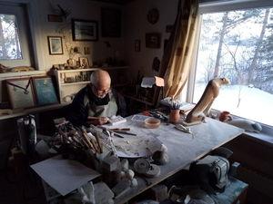 Овчинников Анатолий Моисеевич.. Ярмарка Мастеров - ручная работа, handmade.