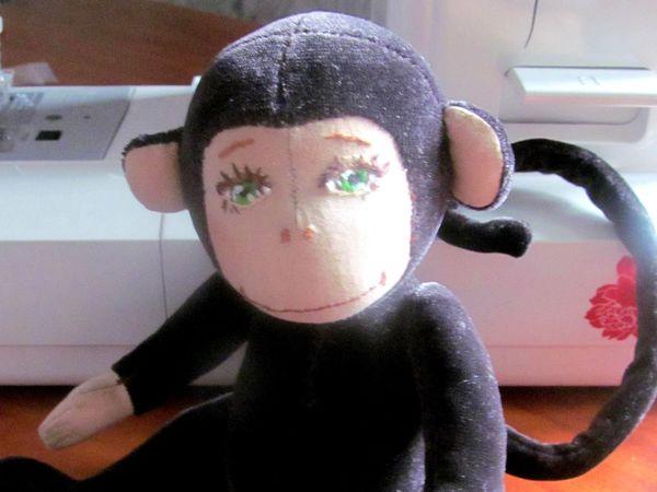 Моя первая игрушка по МК  Ирины Томашевской. | Ярмарка Мастеров - ручная работа, handmade