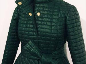 Скидка на пошив куртки. Ярмарка Мастеров - ручная работа, handmade.
