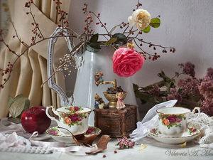 Доброе утро с DeVintage   Ярмарка Мастеров - ручная работа, handmade
