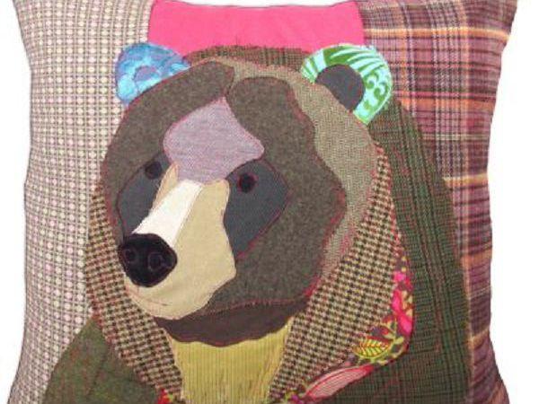 Медведи в пэчворке для взрослых и не очень   Ярмарка Мастеров - ручная работа, handmade