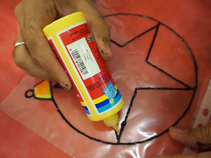 Рисуем трансферными красками. Ярмарка Мастеров - ручная работа, handmade.