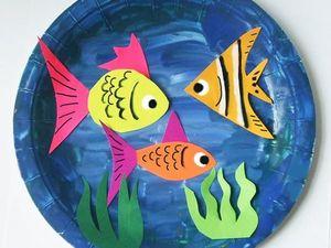 Готовь сани летом...Или пора выбирать подарки :) Неделя Рыбок :). Ярмарка Мастеров - ручная работа, handmade.