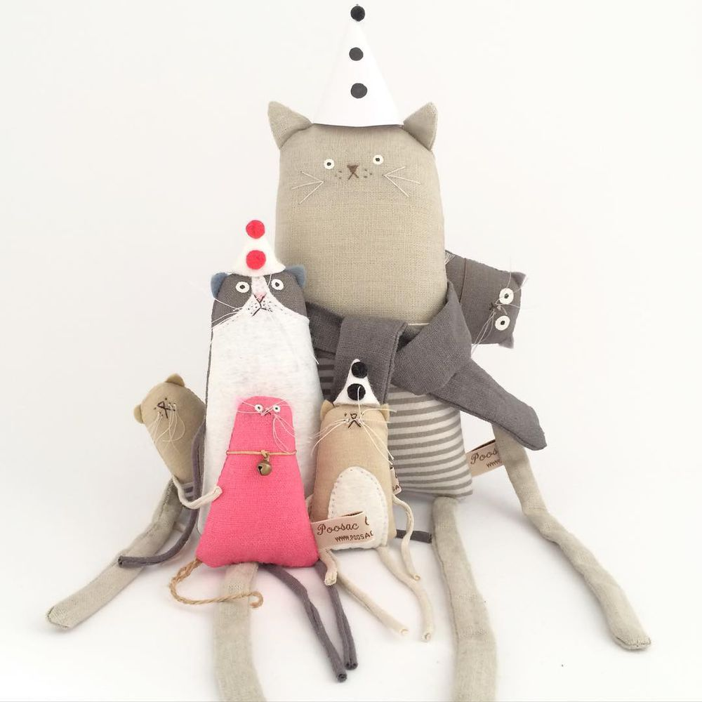 how to make handmade cat toys