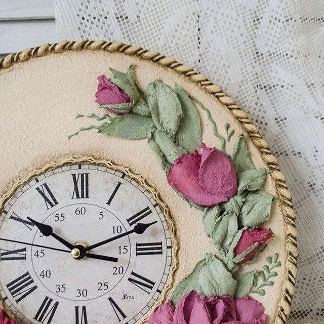 декор дома, часы в подарок