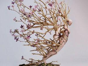 Симбиоз цифровых технологий и природы в работах художника Garret Kane. Ярмарка Мастеров - ручная работа, handmade.