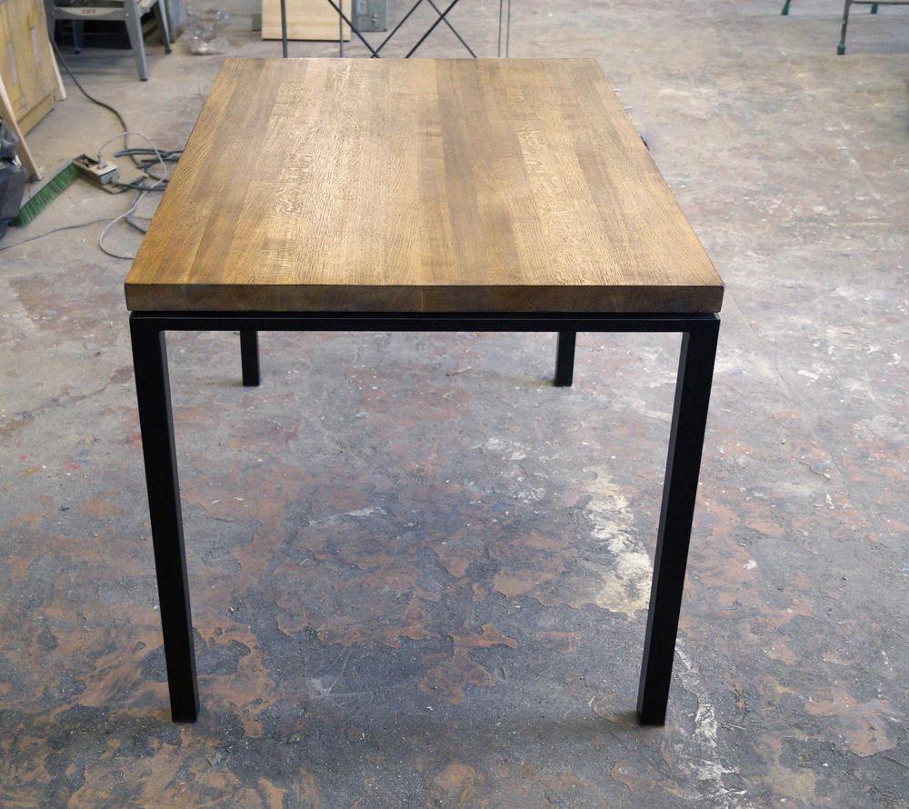 стол из дерева, авторская работа