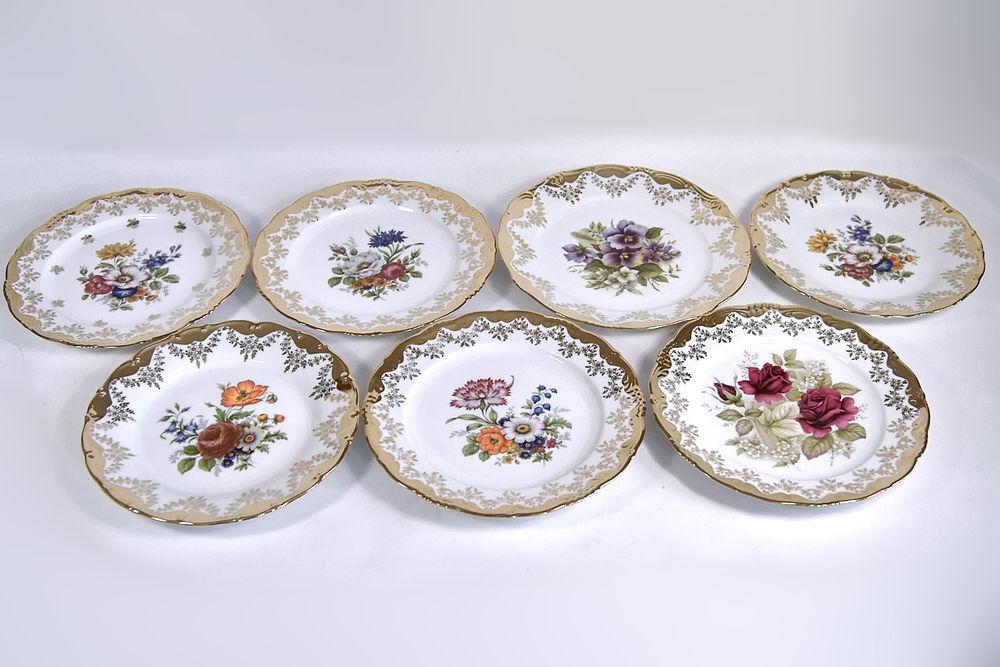 тарелки из германии