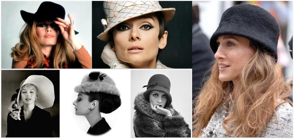 тренды 2017, шляпы с широкими полями