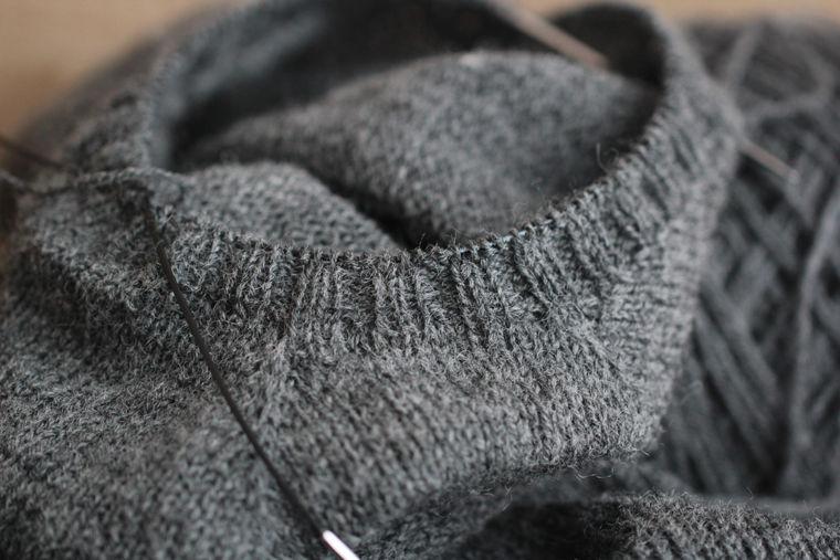 свитер, сказочный