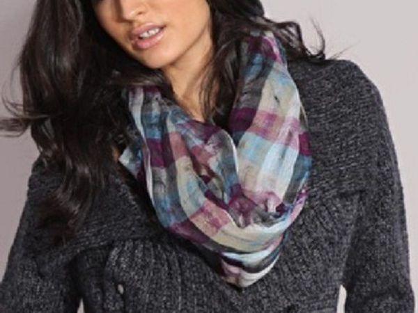 Как красиво завязать шарф, платок, палантин | Ярмарка Мастеров - ручная работа, handmade