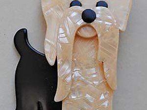 Lea Stein и ее собачки. Ярмарка Мастеров - ручная работа, handmade.