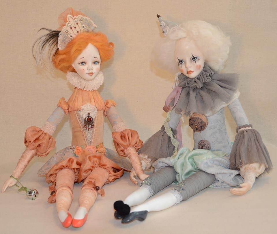 история двух кукол