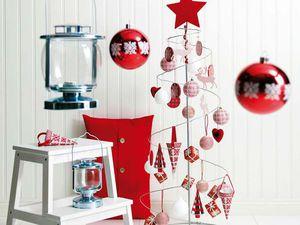 Праздничный декор к Новому году! Красный: 50 нескучных идей. Ярмарка Мастеров - ручная работа, handmade.