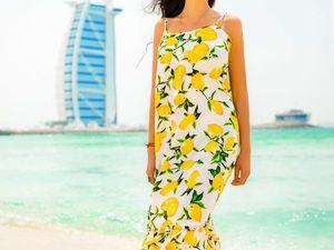 Тренд!!!-70%.Роскошное платье. Ярмарка Мастеров - ручная работа, handmade.