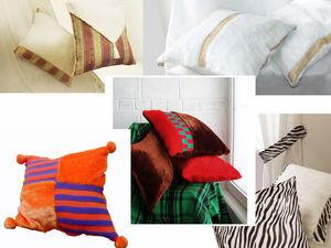 СКИДКА 20% на декоративные подушки из искусственного меха! | Ярмарка Мастеров - ручная работа, handmade