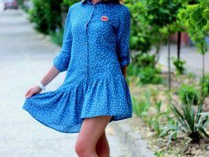 Много платьев не бывает!Гуляем в красивых нарядах. Ярмарка Мастеров - ручная работа, handmade.