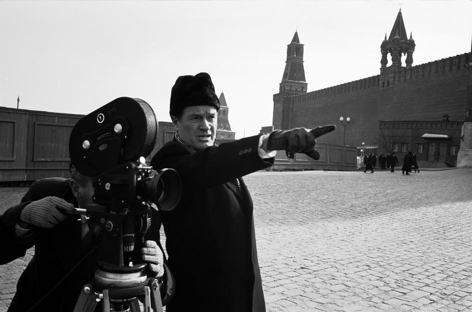 Lessing07 Москва 1958 года в фотографиях Эриха Лессинга