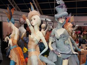 Волшебная и творческая атмосфера весеннего бала кукол 2018. Ярмарка Мастеров - ручная работа, handmade.