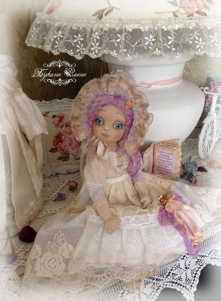 кукла барышня