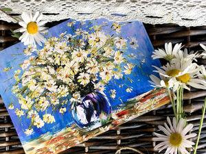 Розыгрыш Авторских почтовых открыток! от магазина Цветочные истории. Ярмарка Мастеров - ручная работа, handmade.
